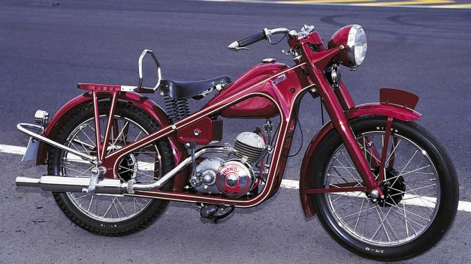 1949 Honda Dream