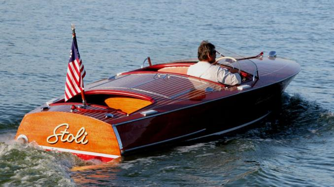 1953 Chris Craft Racing Runabout