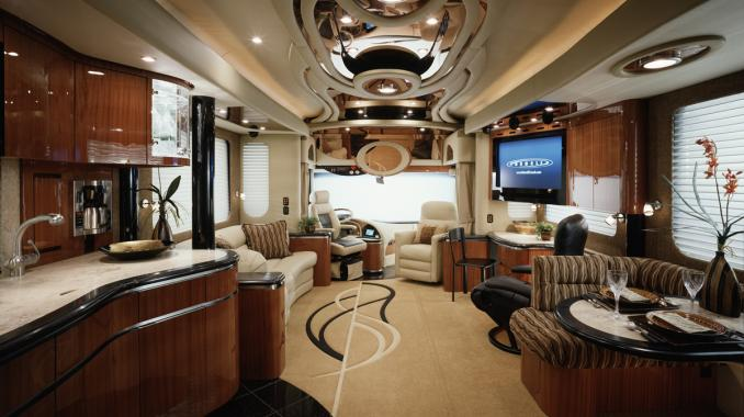 Newell Coach Luxury Motor Coach