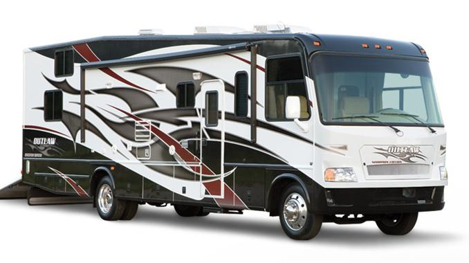 Original ClassAwithGarage Jayco Unveils Class C Motorhome With Garage