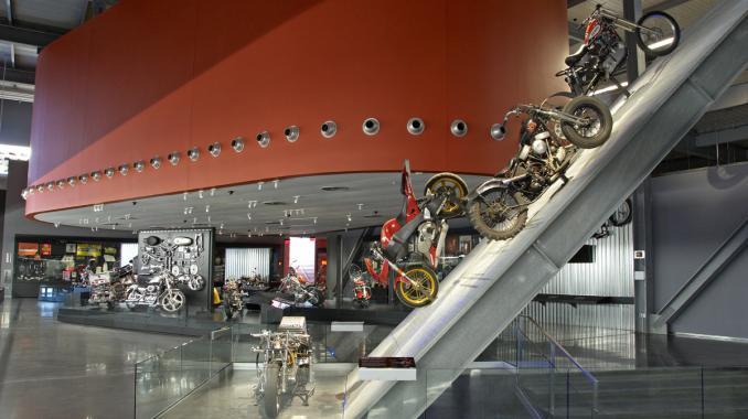 Harley Davidson Museum Events