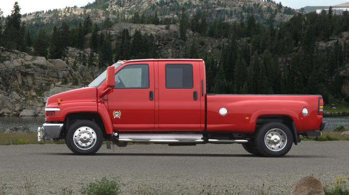 Chevy Kodiak C4500