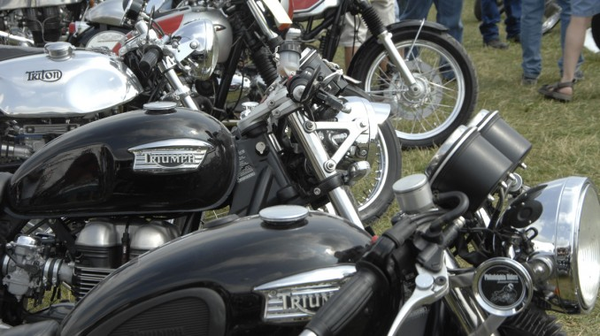 AMA's Vintage Motorcycle Days