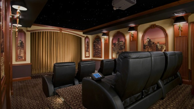 basement movie theater. Home Theater Hideaways Basement Movie A
