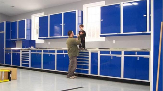 Moduline Garage Cabinets