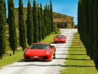 Tuscany on 12 Cylinders a Day