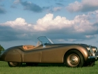 1949 Jaguar XK120 Roadster #1