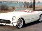 Chevy Corvette C1: 1953-55 Roadster