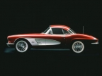 Chevy Corvette C1: 1956-62 Roadster