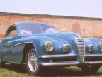 Alfa Romeo 6C 2500 Super Sport and Villa Deste
